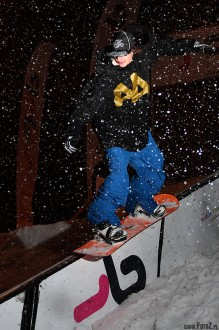 - Back On Snow 2009
