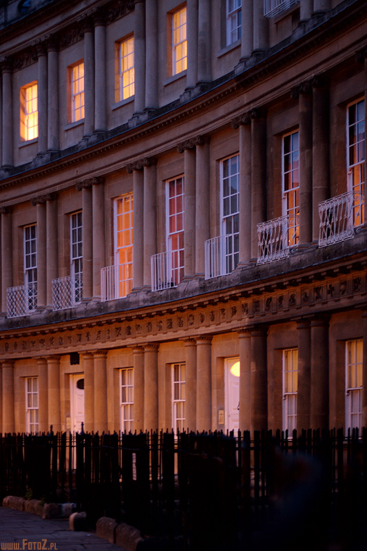 The Royal Crescent -