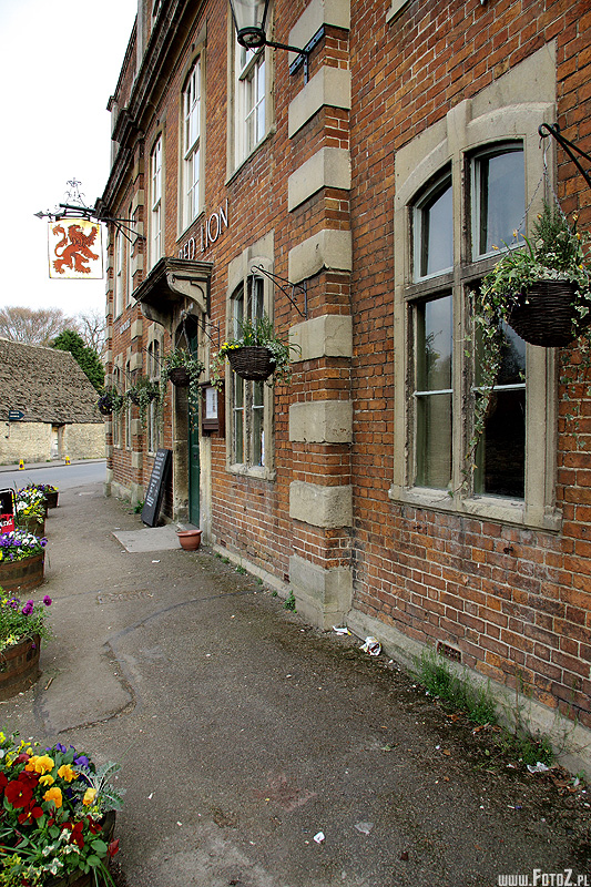 Red Lion -
