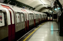 Londy�skie metro, underground, London tube - Metro