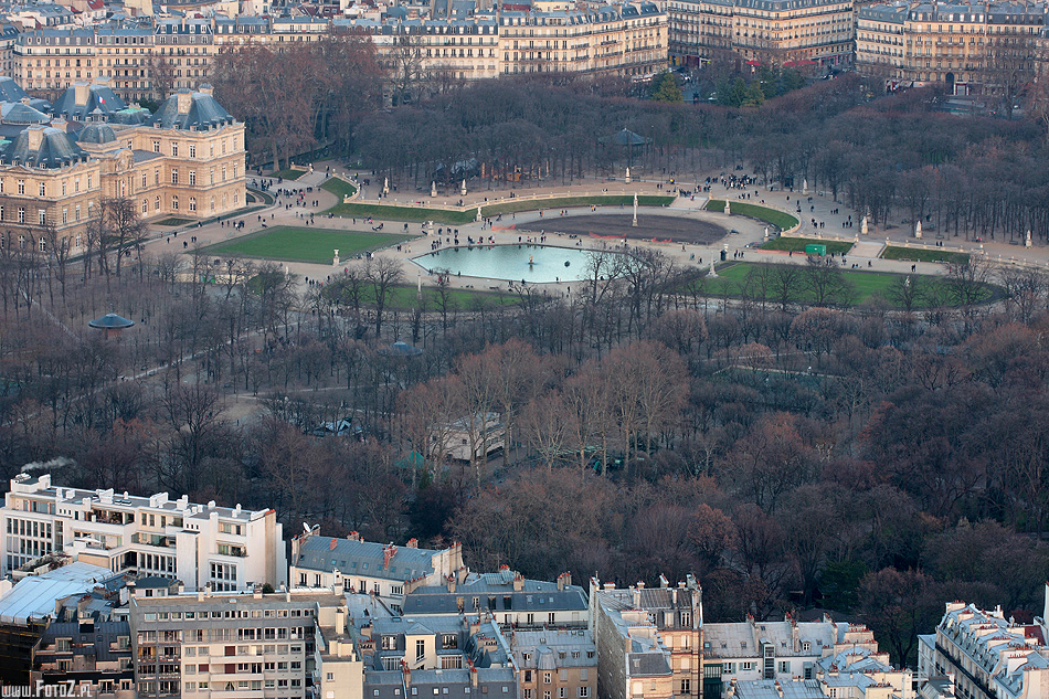 Park Luxembourg -