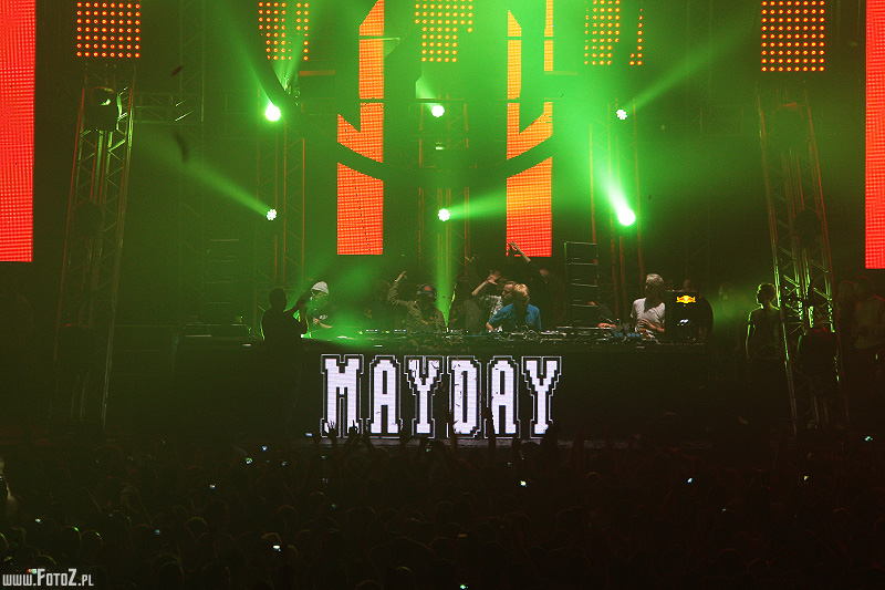 Mayday 2012 - Made in Germany -
